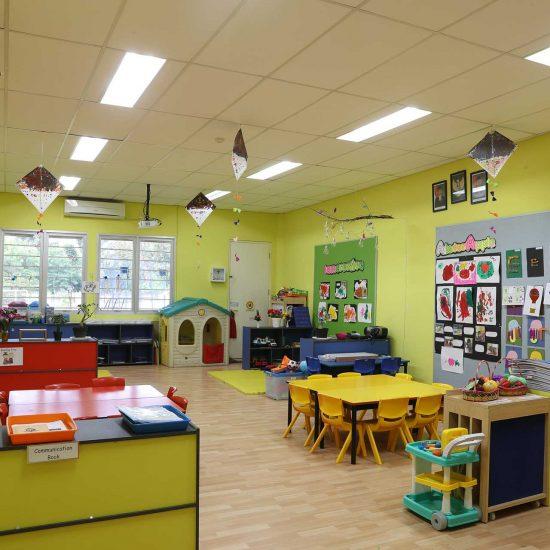 SIS Classrooms